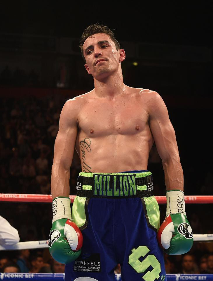 Anthony Crolla ('Million Dollar')