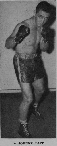 Johnny Tapp boxer