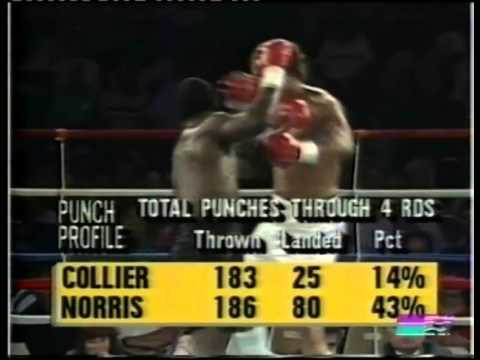Dee Collier boxer