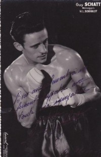Guy Schatt boxer