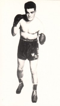 Wally Beckett boxer