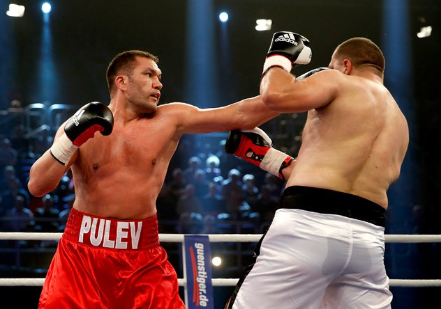 Kubrat Pulev (The Cobra)