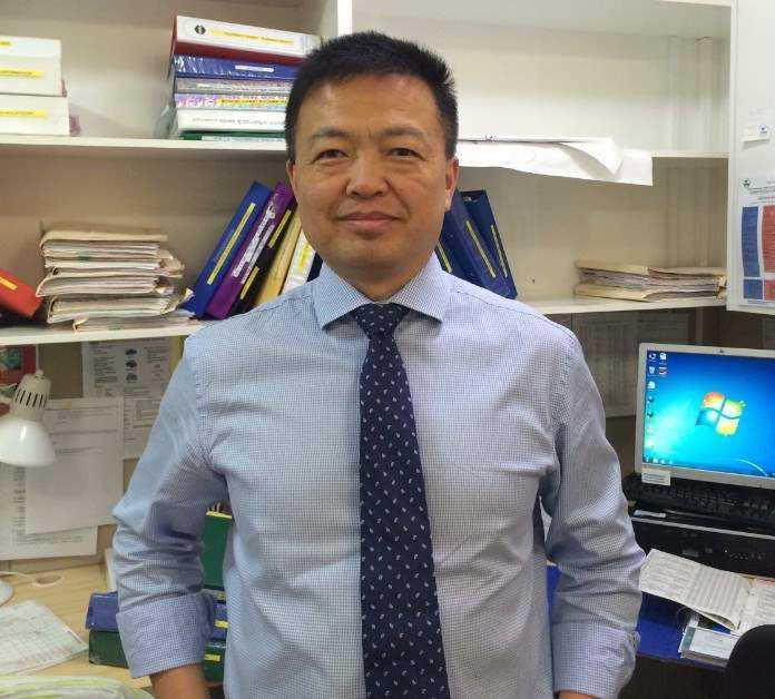 Zheng Zhang