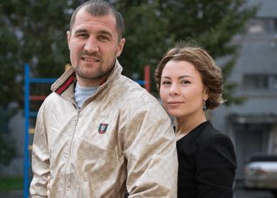 Sergey Kovalev Wife