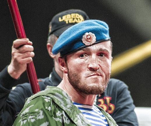 Lebedev Denis Boxer