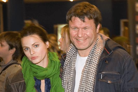 Taktarov  wife