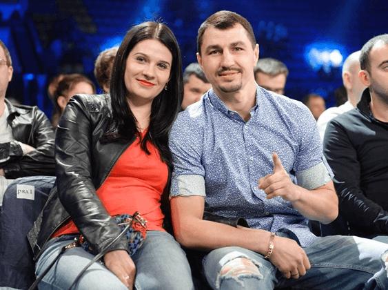 Viktor Postol Wife