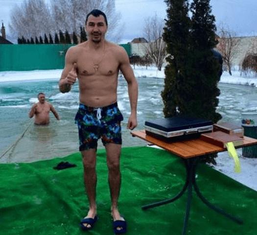 Viktor Postol Training