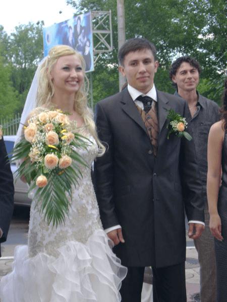 Gennady Golovkin Wife