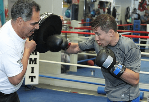 Gennady Golovkin Training, Workout