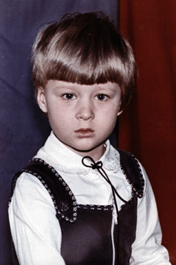 Povetkin Alexander In Young Age