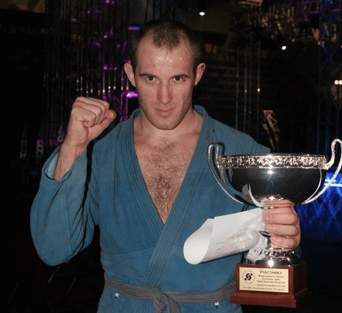 Alexey Oleinik UFC