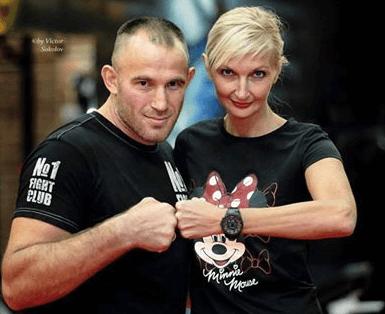 Alexey Oleinik Wife