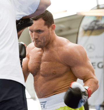 Vitali Klitschko Training, Workout