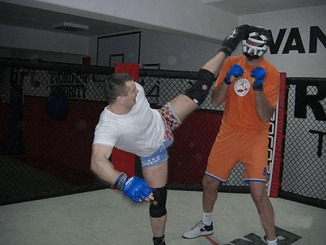Mirko Filipovic Training,