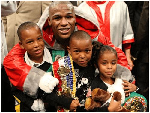 Floyd Mayweather Family