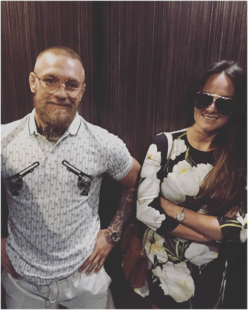 Conor McGregor Wife And Family