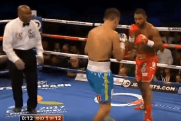 Gennady Golovkin vs Kell Brook