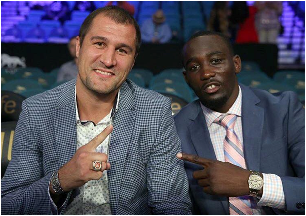 Terence Crawford Wiki Profile Trainer Wife