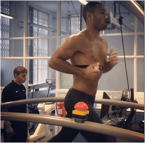 Kell Brook Training