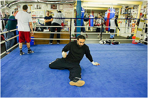 Keith Thurman Training