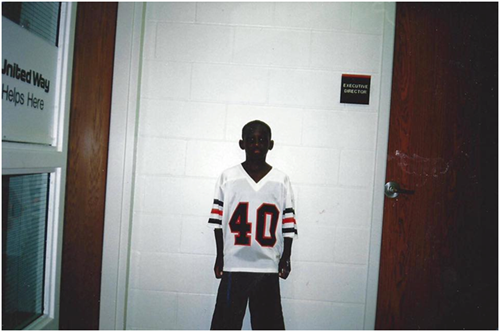 Terence Crawford In Young Age