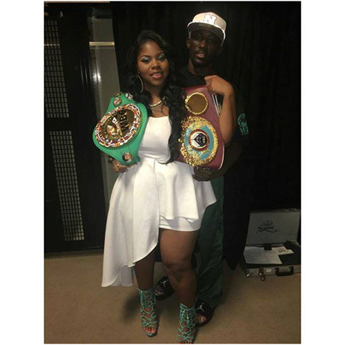 Terence Crawford Wife And Family
