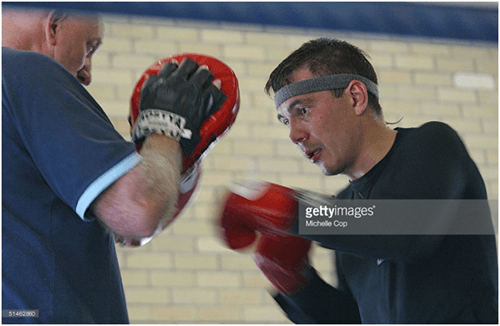 Kostya Tszyu Training