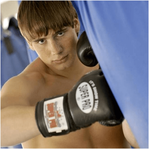 Rico Verhoeven In Young Age
