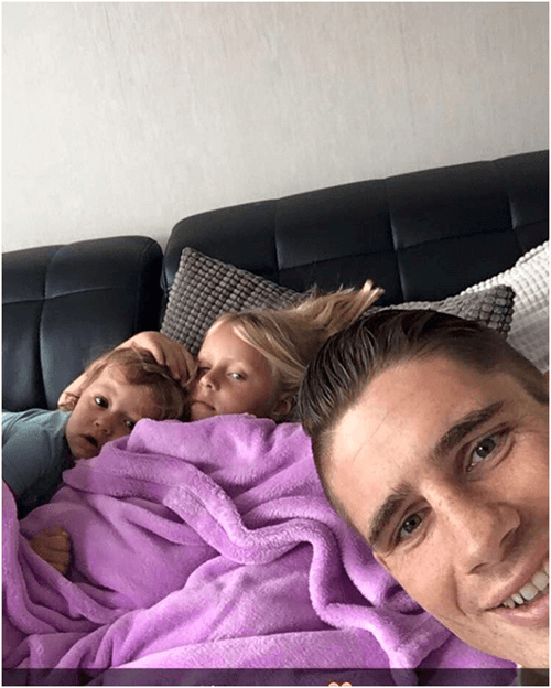 Rico Verhoeven Wife And Family