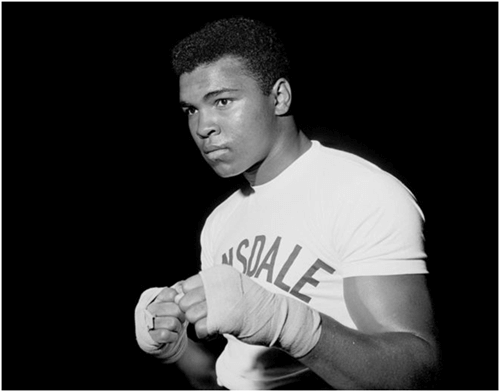 Muhammad Ali In Young Age