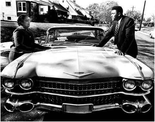 Muhammad Ali Cars