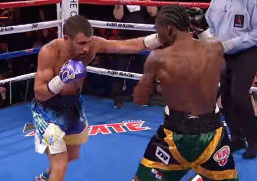 Vasyl Lomachenko vs Nicholas Walters