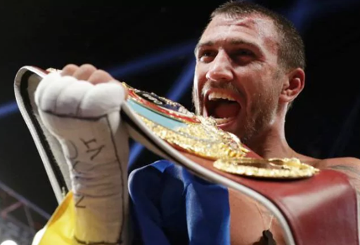 Highlights from Vasyl Lomachenko's