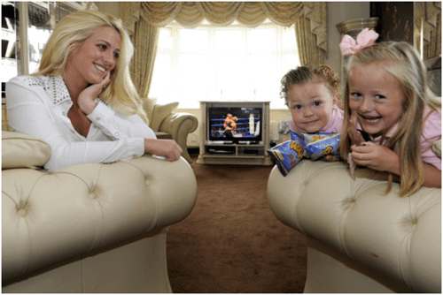 Tyson Fury Wife And Family