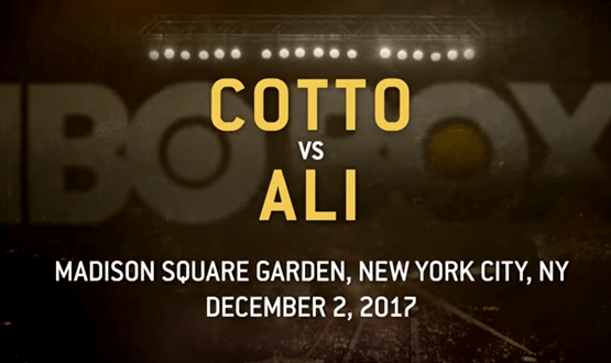 Results: Sadam Ali vs Miguel Cotto