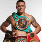 USYK REPORTED HIS CURRENT WEIGHT