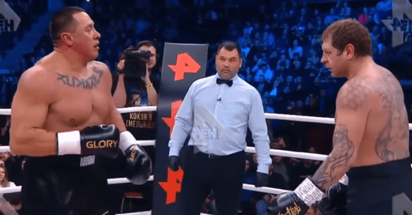 Emelianenko defeated Koklyaev by knockout in the first round